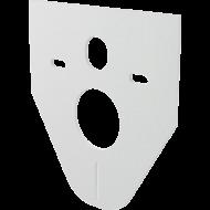 M91 Zajcsökkentő lemez függesztett WC-hez és bidéhez