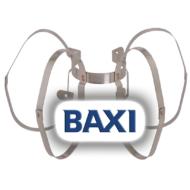 BAXI PPs cső központosító d60mm