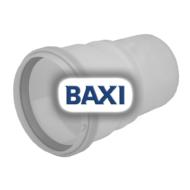 BAXI PPs bővítő idom d100-110mm, kondenzációs füstelvezetéshez