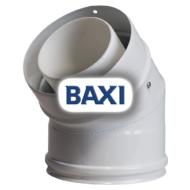 BAXI PPs könyök 45° d110/160mm