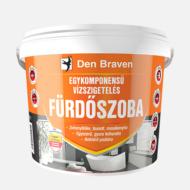 Den Braven RL 1-K Egykomponensű vízszigetelés 5kg (Fürdőszoba)