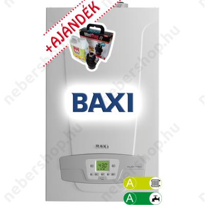 BAXI Luna Platinum 24+ ERP kombi kazán, kondenzációs, fali, F:16kW, HMV:24kW, IPX5D
