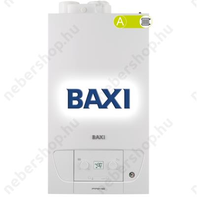 BAX_PRIME-1-24P_BAXI Prime 1.24 ERP fűtőkazán, kondenzációs, fali, 24kW