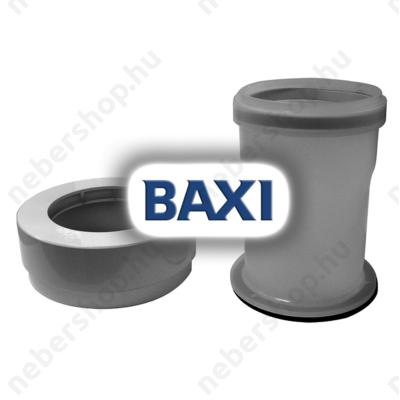 BAX_710631402_BAXI PPs indítóidom szétválasztott elvezetéshez d110/160-110/110mm