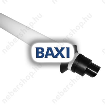 BAX_KHG714059611_BAXI PPs toldócső védőráccsal d60/100mm L=750mm