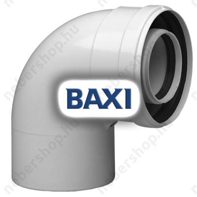 BAX_KHG714059714_BAXI PPs könyök 90° d60/100mm