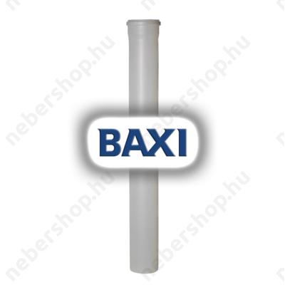 BAX_KHG714094610_BAXI PPs toldócső d125mm L=1000mm