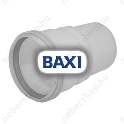 BAX_KHW714096910_BAXI PPs bővítő idom d100-110mm, kondenzációs füstelvezetéshez