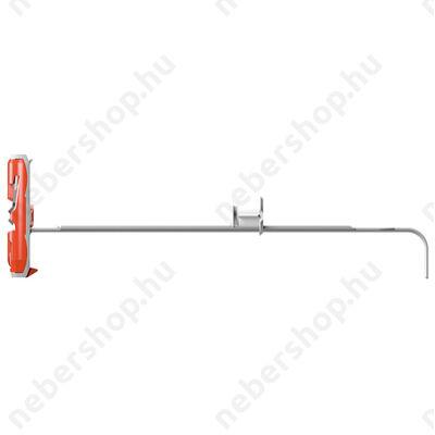 Fischer DUOTEC 10 gipszkarton tipli / billenő horog