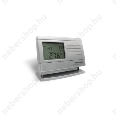 COMPUTHERM Q8RF (TX) rádiófrekvenciás, programozható, digitális termosztát
